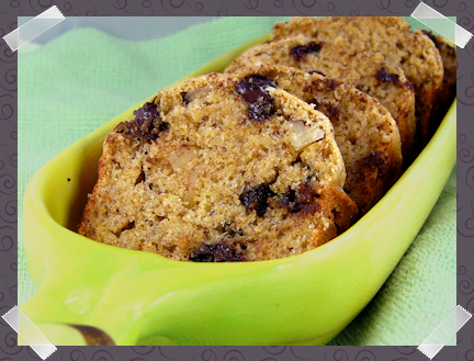 Banana Chocolate Chip Mini Loaves (with nuts!) - Sweet Freedom