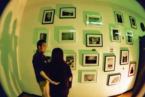wall o'photos