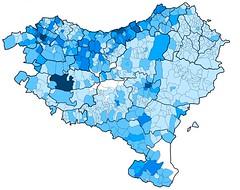 Euskalgintzaren mapa