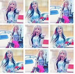Avril Lavigne (makeadreeam) Tags: avril 2009 avrillavigne abbeydawn avrilramonalavigne