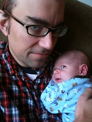 Derek and Aiden at Flickr.com