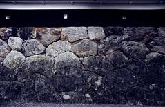 高知城城壁