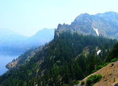 Crater Lake Rim (David Fitzgerald3) Tags: