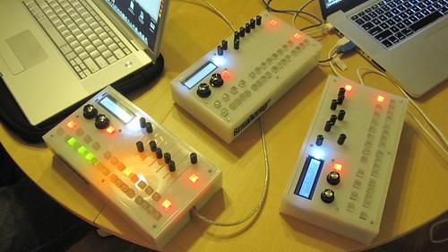 Beatseqr v3 -- arduino mega based step sequencer