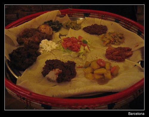 Restaurant Etiop