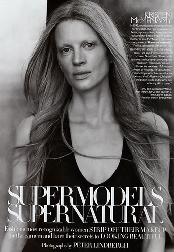 Supermodels Supernatural 1