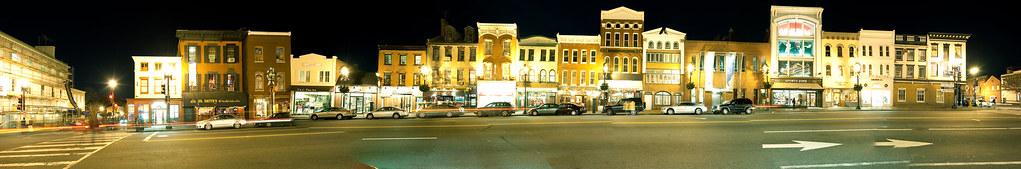 A Block of Georgetown