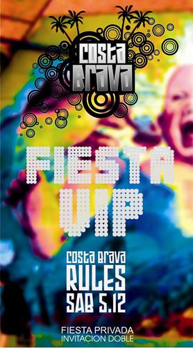 Fiesta Vip - Costa Brava