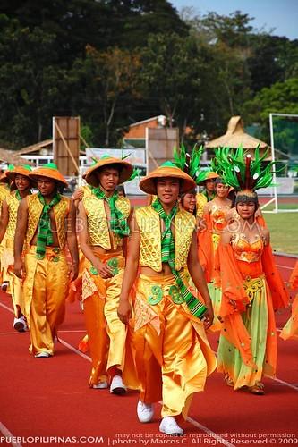 Pasalamat Festival - Western Visayas Tourism Assembly 2009