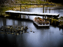 Haven (raphic :)) Tags: bridge blue lake nature lumix boat searchthebest panasonic most niebieski d przyroda jezioro raphic fz8 dmcfz8 mygearandmepremium mygearandmebronze mygearandmesilver mygearandmegold