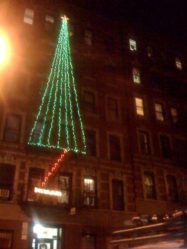 Apartment tree