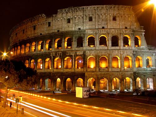 Colosseo - Romacapoccia