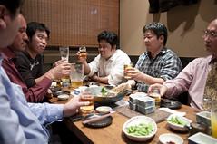 JavaFX.jp 忘年会, 二代豊國, 新橋