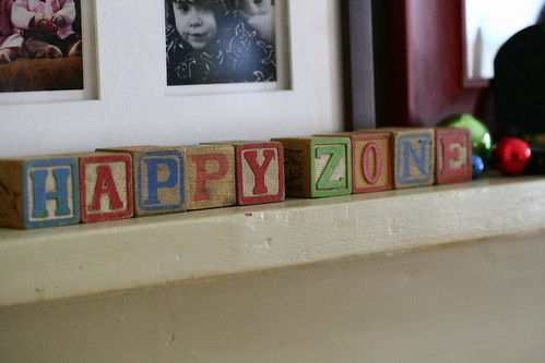 happy zone