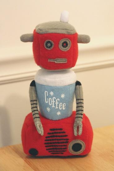 Caroline's Robot, 2