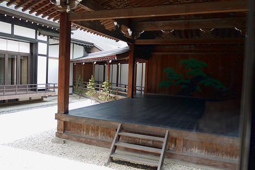 彦根城の能舞台