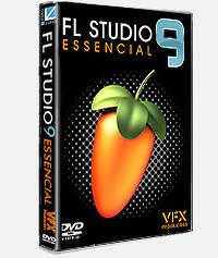 dvd FL Studio essencial