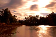Murray River (Grimzentide) Tags: river long exposure murray nd110