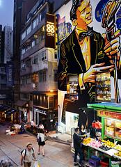 Feeling Day and Night of Hong Kong Life | Editorial Photography