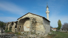 Crimea. Staryi Krym. November 2016 (nikolasrybin) Tags: november russia staryikrym fall 2016 traveling crimea olympus pen epl3 mosque religio religion