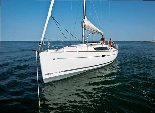 Annapolis Yacht Sales - Beneteau 34 Anchor