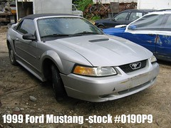 99 Ford Mustang -stock #0190P9