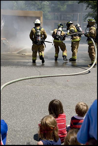 fireman-flames