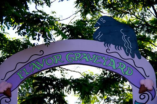 Flavor Graveyard