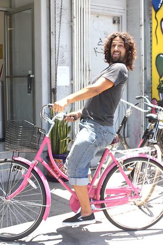 Josef Test Rides