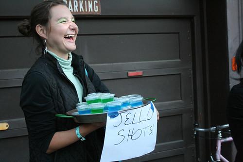 Street Jello Shots