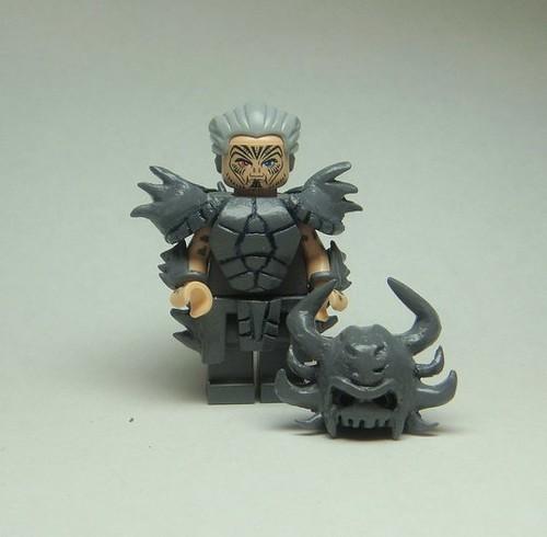 Darth Krayt custom Minifig