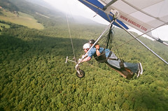Hang gliding - Lookout Mountain, GA