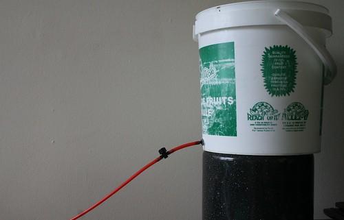 gravity fed drip irrigation
