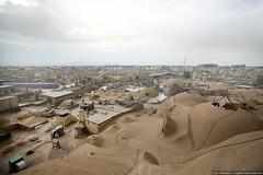 Kashan roof, Bazar. Iran. (varlamov) Tags: roof iran kashan