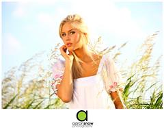 (Aaron Snow) Tags: sunset summer oklahoma field grass model blonde summerdress oklahomacity pinkdress settingsun aaronsnow oklahomacityphotographer oklahomacityphotography morganwoolard oklahomamodel aaronsnowphotography missearthoklahoma