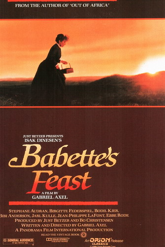 Babette's Feast(芭比的盛宴)-001 by Taro Wang.