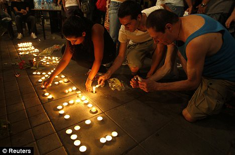 Due morti, 15 feriti, attentato nel locale gay di Tel Aviv. by you.