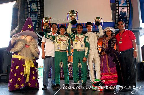 Magnolia Karting Series 2009 20