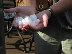 Hail from Today