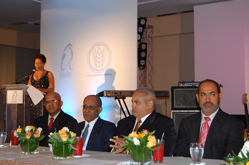 Marivell y parte del nuevo Comité Ejecutivo.