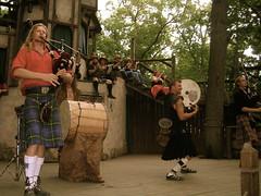 Bristol Renaissance Faire (notmargaret) Tags: bristol drums performance band fair faire renfaire bagpipes renfair kilts renaissance renaissancefaire bristolrenaissancefaire renaissancefair meninkilts tartanic