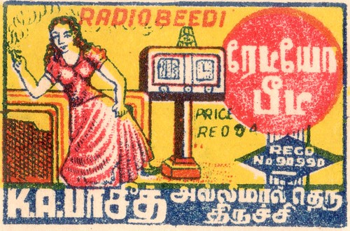 india allumettes 004