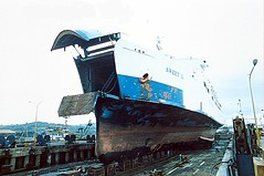 Sweet Glory (edisonsy) Tags: ferry ship ships philippines shipping roro sweetlines pnocdockyard bauanshipyard sweetglory