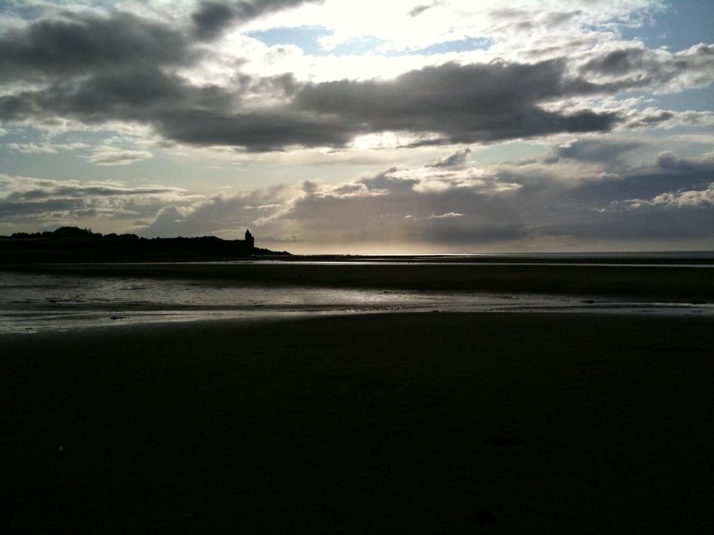 Doonfoot beach