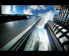 Metall (crossa) Tags: uk building london architecture d50 arquitectura nikon sigma londres 1020mm lloyds skycraper rascacielos gratacels lloydsoflondon superaplus aplusphoto
