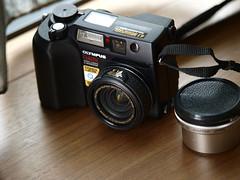 Olympus C-4040Z (Eric Yeh) Tags: olympus 50200mm camedia c4040z