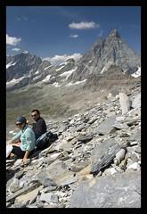Agapornis al Cervino (jordialcoi79) Tags: alps testa cervino grigia