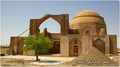 (Reza-ir) Tags: people history iran islam culture mosque structure historic khorasan