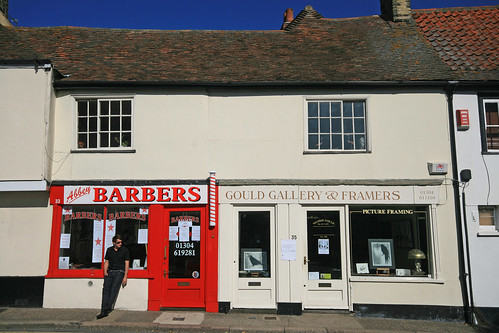 Abbey Barbers, Sandwich