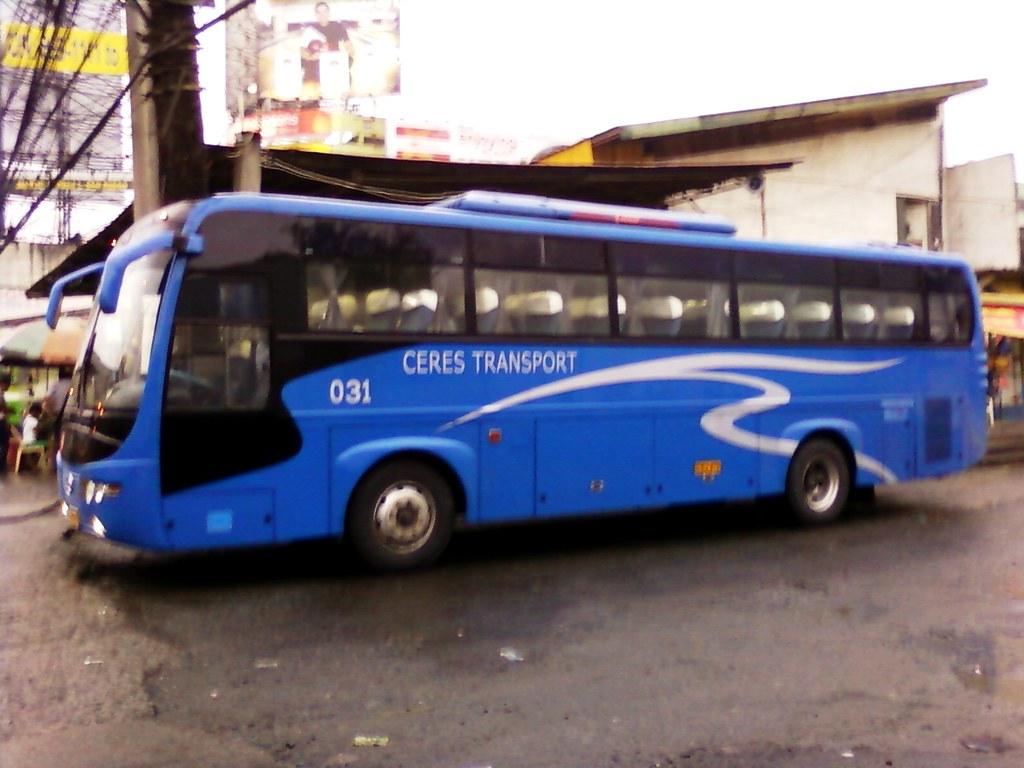 Feeling blue, Ceres Transport 031